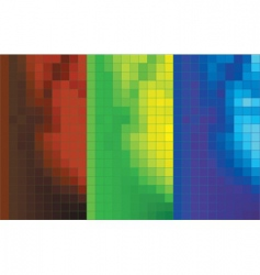 Disco backgrounds vector