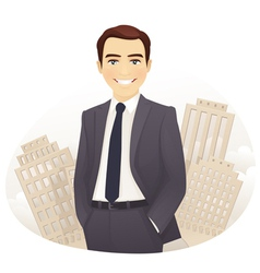 Businessman vector