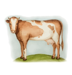 Agricultural animal vector