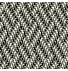 Herringbone rhombus vector