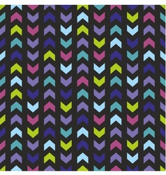 Seamless wrapping wallpaper zig zag print vector