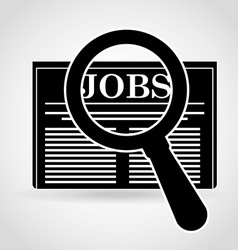 Search jobs vector