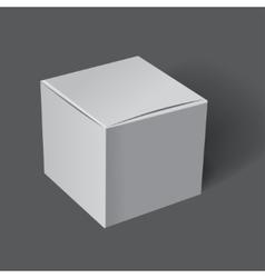 Template white box vector