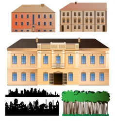 Architecture collection vector