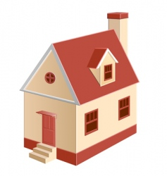 Cottage vector