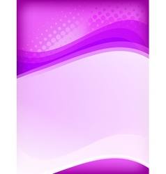 Pink vert abstract background vector