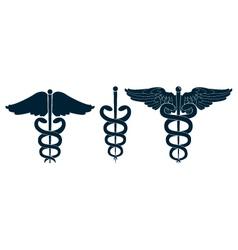 Medical sign vector