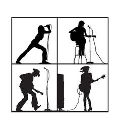 Guitar fever vector