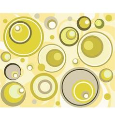 Circle pattern vector