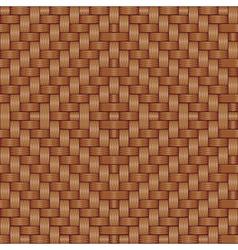 Basket texture vector