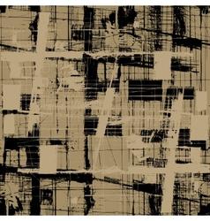 Grunge seamless texture background vector