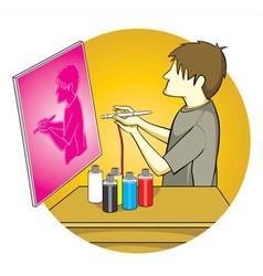 Airbrusher vector