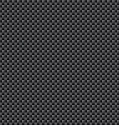 Carbon fiber weave sheet seamless pattern vector
