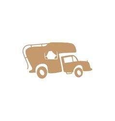 Recreational vehicle vector