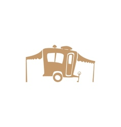 Recreational vehicle vector