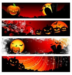 Halloween theme vector