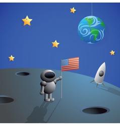 Cartoon movie clips for kids vector