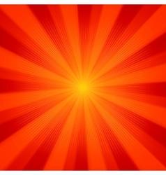 Sun light background eps 8 vector