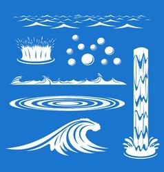 Water vector