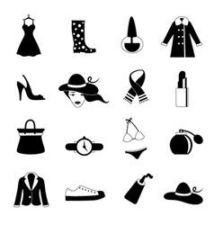 Fashion icon vector