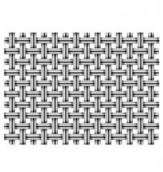 Grid pattern vector