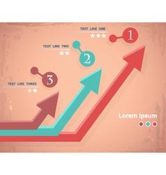 Infographic presentations vector
