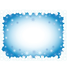 Winter background2 vector
