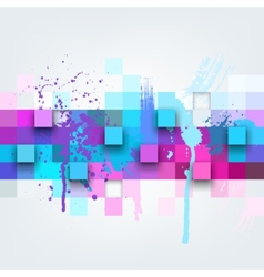 Background of abstract vector