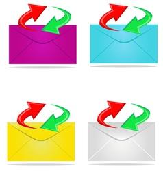 Sending mail vector