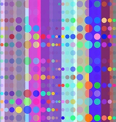 Abstract colorful retro background vector