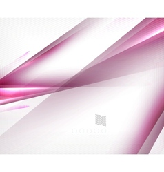 Purple blurred motion lines design vector