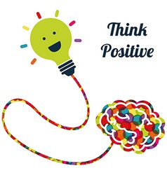 Think positive vector