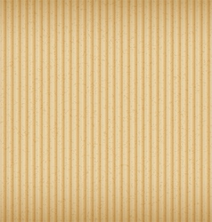 Brown cardboard texture background vector