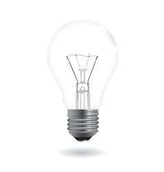 Bulb realistic vector