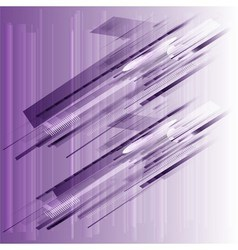 Abstract light purple lines background vector