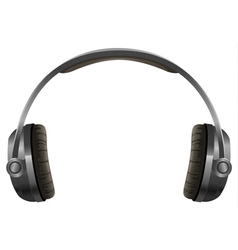 A headphone vector