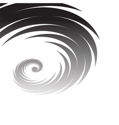 Spiral vortex movement vector