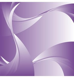 Abstract curve purple background vector