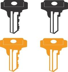 Home key vector