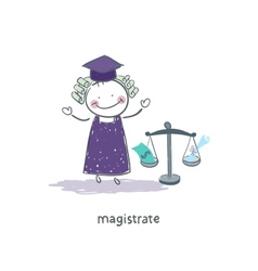 Magistrate vector