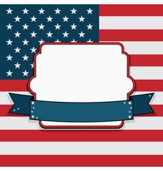 Usa frame vector