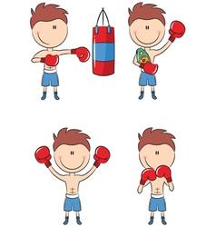 Boxer vector
