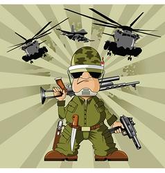 Soldier vector