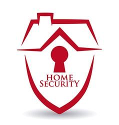 Home insurance design vector