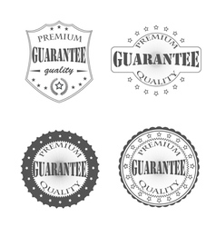 Guarantee quality vector