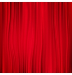 Red curtain background eps 10 vector