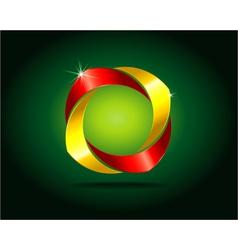 Icon colorful vector