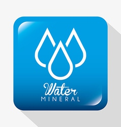 Water label vector