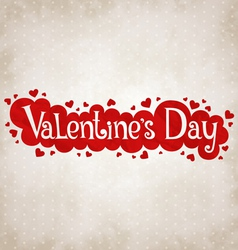 For valentines day vector