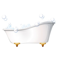 A bathtub vector